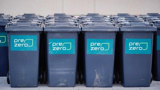 Schwarz will hoch hinaus im Müllgeschäft