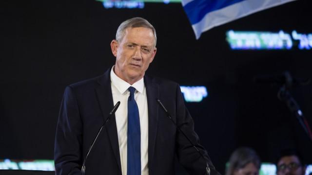 Benny Gantz Launches Knesset Election 2019 Campaign