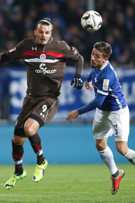 SV Darmstadt 98 v FC St. Pauli - Second Bundesliga