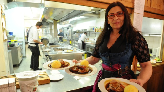 Restaurants in München Beim Sedlmayr