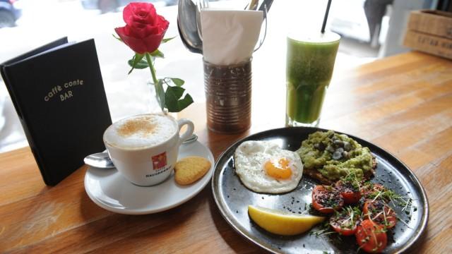 Café in München Caffè Conte