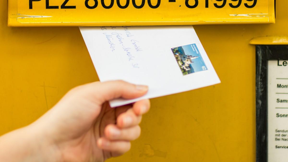 Briefporto Post Darf Die Preise Deutlich Erhöhen Wirtschaft