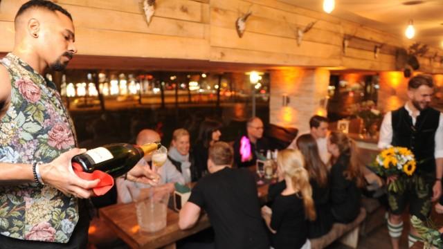 Bars in München Der Schlingel