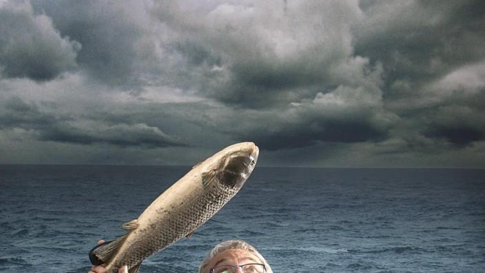 Im Meer - Fotograf Martin Weiand