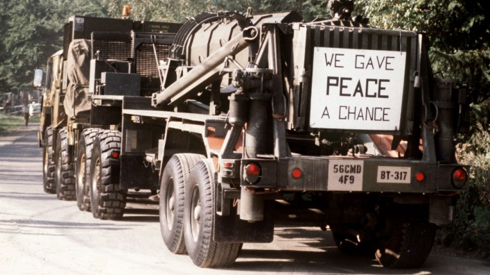 USA Ausstieg aus INF-Abrüstungsvertrag