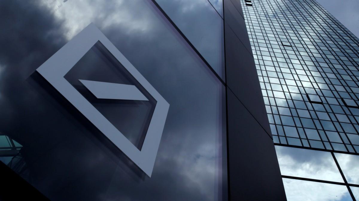 EZB geht gegen die Deutsche Bank vor