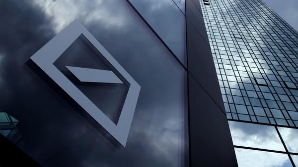 Deutsche Bank - Hauptsitz in Frankfurt am Main