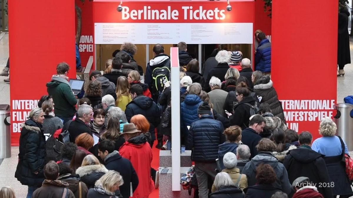 Berlinale Countdown Zum Kartenverkauf Läuft Kultur Süddeutschede