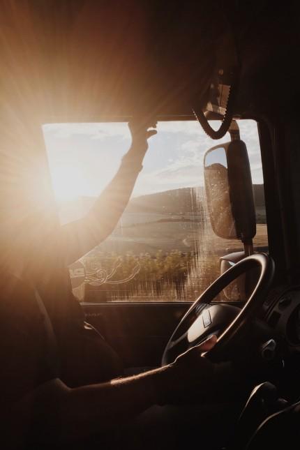Trucker Leben