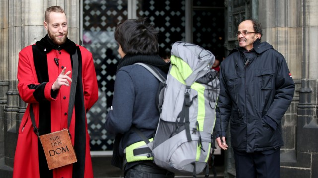 Neue Sicherheitsbestimmungen im Kölner Dom