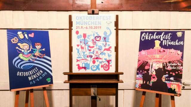 Vorstellung Oktoberfest-Plakat 2019