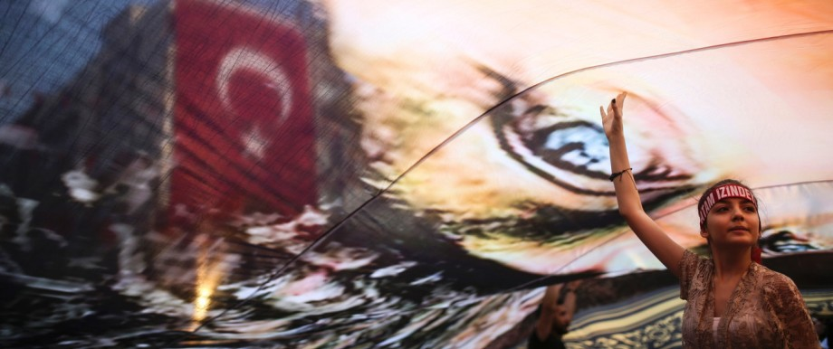 Politik Türkei Frauen in der Türkei