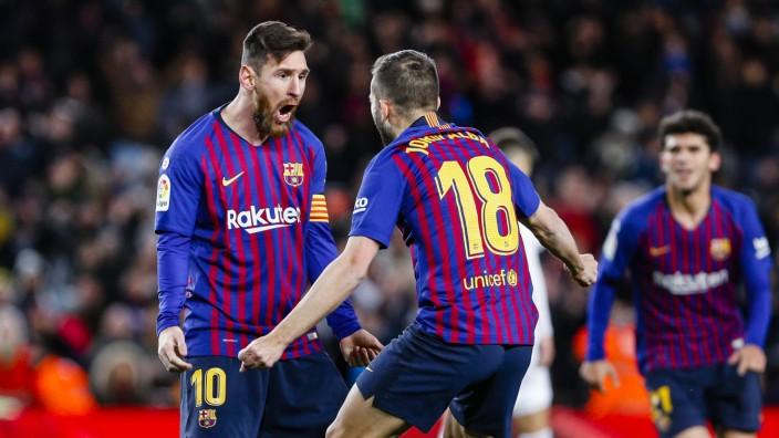 FC Barcelona - FC Valencia