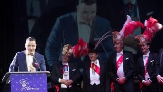 Verleihung des Karl-Valentin-Ordens an Andraes Gabalier im Deutschen Theater