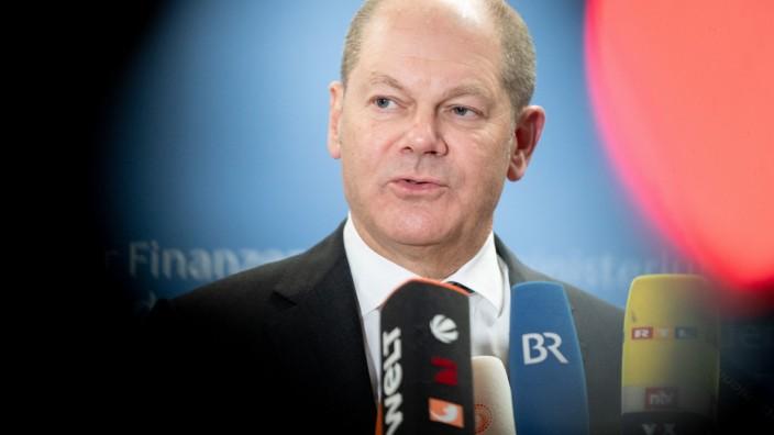 Olaf Scholz 2017 in Berlin