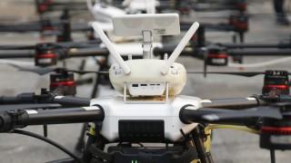 Drohnen-Einsatz gegen Umweltverschmutzung