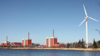 Umwelt und Energie Atomkraft