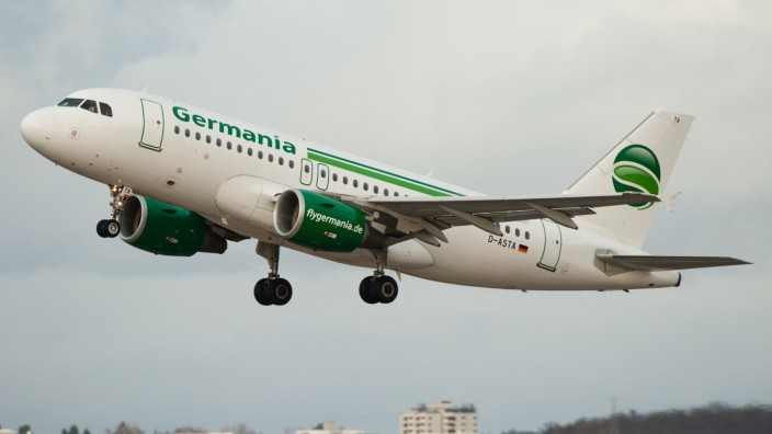 Germania beantragt Insolvenz und stellt Flüge ein