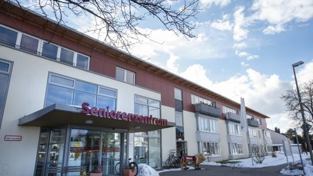 Höhenkirchen, Seniorenzentrum am Schlossanger,