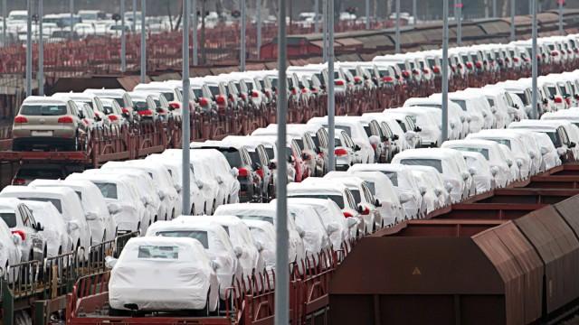 Deutscher Automarkt im September eingebrochen