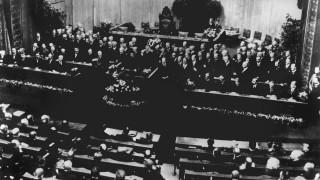 100 Jahre Nationalversammlung Weimarer Republik