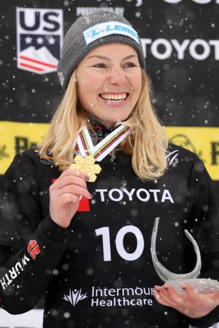 Sport Bilder des Tages SOWBOARDING FIS WC Park City 2019 PARK CITY UTAH USA 04 FEB 19 SNOWBOARD