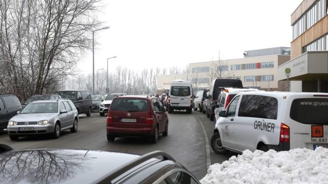 Freising Verkehr in Freising