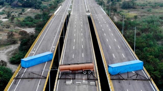 Politik Venezuela Machtkampf in Venezuela
