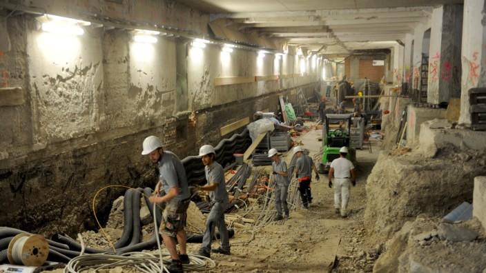 Sanierung des Deutschen Museums in München