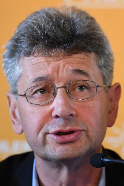 Hubert Aiwanger, top candidate of the Free Voters (Freie Waehler), speaks during a press conference after the Bavarian state election in Munich