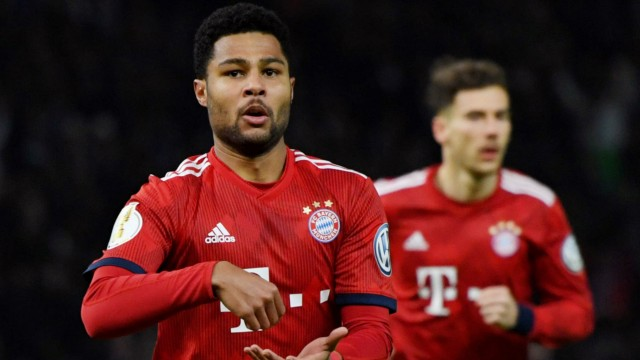 DFB Cup - Third Round - Hertha BSC v Bayern Munich