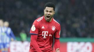 Hertha BSC - FC  Bayern München