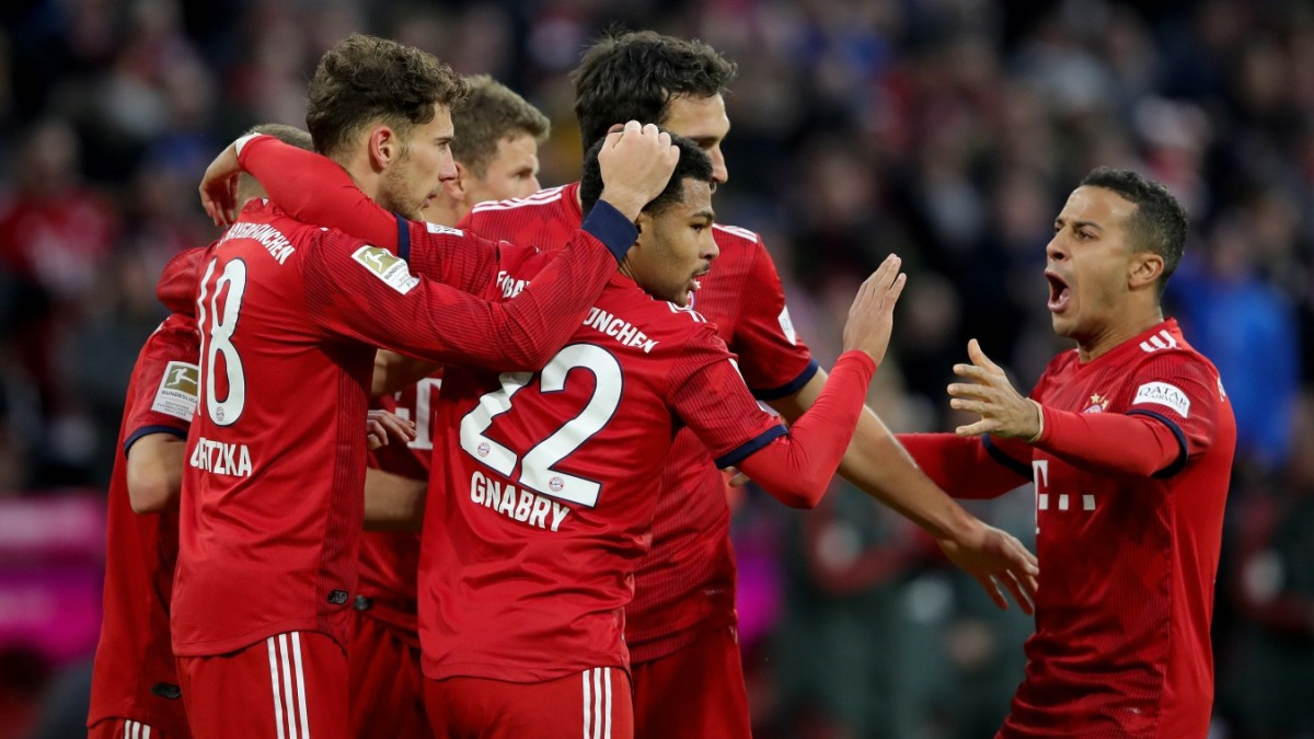 DFB-Pokal: FC Bayern rettet sich ins Viertelfinale