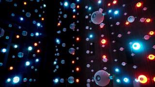 Licht- und Klang-Installation AIS³ [AISKJU:B] von Tim Otto Roth