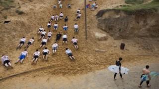Trainingslager in Israel