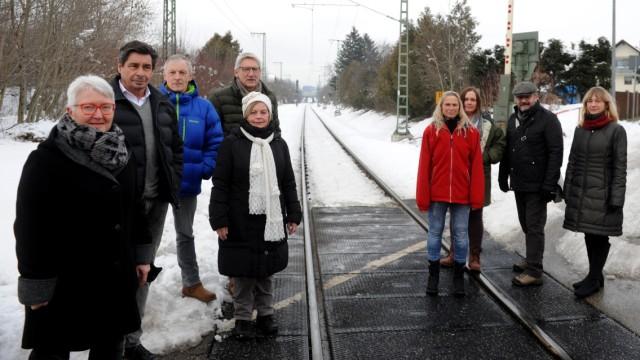 Bahnausbau Bahnausbau