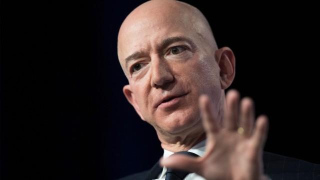 Jeff Bezos Jeff Bezos