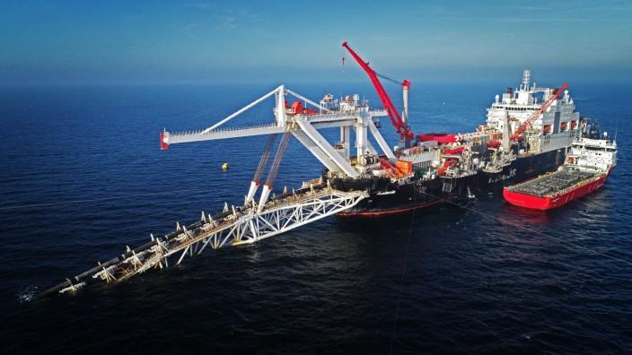 US-Kongress stimmt für Sanktionen gegen Ostsee-Pipeline