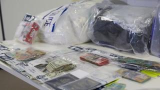 Australien - Crystal Meth für 800 MillionenEuro entdeckt