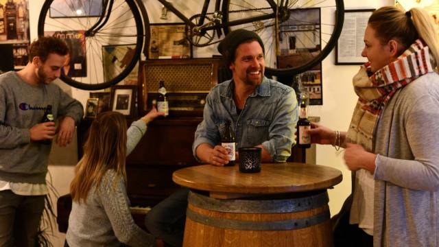 Sofa so good: Die Bar in Hadern, die sich lohnt