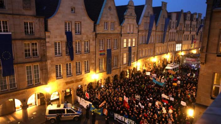 Licht aus: AfD verklagt Stadt Münster vor Verwaltungsgericht