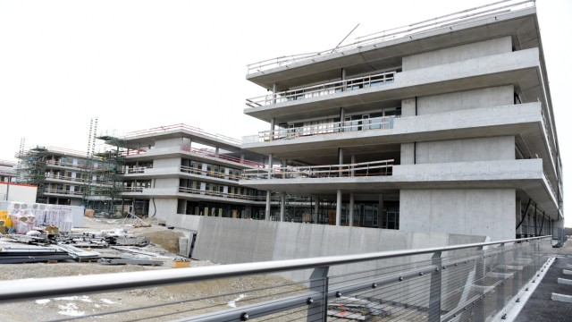 München Stadtteile Ambitioniertes Konzept mit vielen Freiräumen