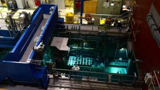 TU München Forschungsreaktion radioaktives Abwasser