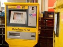 Briefmarkenautomat in Mümchen, 2016