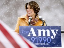 Minnesota Senator Amy Klobuchar Announces Candidacy For President