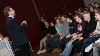 Heribert Prantl Gymnasium Oberhaching Werkstattgespräch Europa