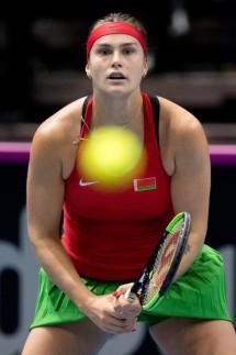 Tennis Fed Cup Deutschland - Weißrussland