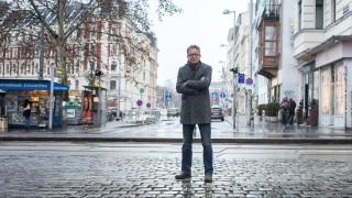 Rudi Anschober Rudolf Anschober Cafe Eiles Akos Burg (C) Ákos Burg
