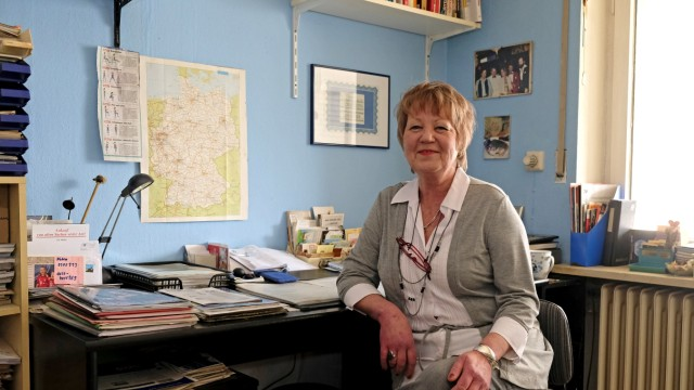 Schäftlarn Autorin und Vereinsvorsitzende
