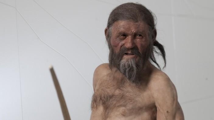 Ötzi - Neue Einblicke zum Leben und Sterben des Mannes aus dem Eis  Vortrag von Professor Dr. Albert Zink, Eurac Research, Institut für Mumienforschung in Bozen, Italien